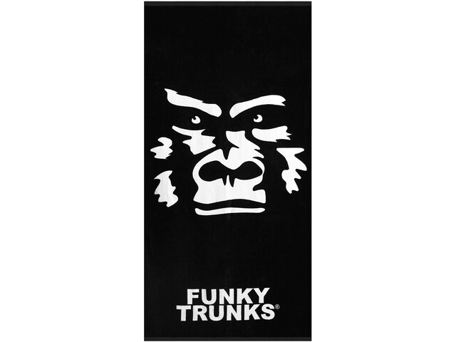 Funky Trunks Towel, the beast